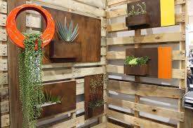 Wooden Garden Furniture Ideas Terrace U0026 Garden Designs Rustic Wood Wall Ornamental Plants