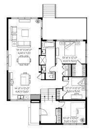 modern bi level house plans new split level house floor plans