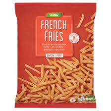 asda french fries asda groceries