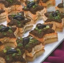 recette de canapé avec de mie canapé au thon et olives recettes de cuisine française