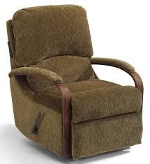 Holmwood Furniture Somersworth Nh by Flexsteel Woodlawn Exposed Wood Recliner Ahfa Three Way