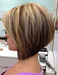 stacked bob graduated bob hilite lolite hairstyles