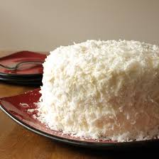 coconut cake a delicious soft moist cake with a creamy cream