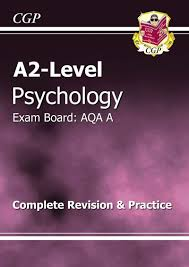as level psychology aqa a complete revision u0026 practice for exams