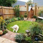 small garden ideas uk awesome walled garden pond outdoor seating