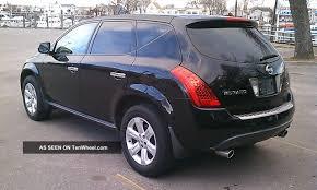 nissan murano reviews 2006 car picker black nissan murano