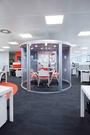 Claremont Group Interiors Ltd Informal Meeting Area Pod Interior Design Workspace Office