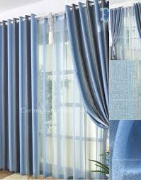 Curtain Designer by How To Install Blue Curtain In Your Home Decor Idolza