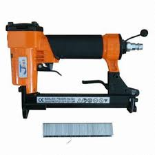 Electric Staple Gun For Upholstery Air Nailer Fs8016 A 80 Staple Gun Air Stapler Air Gun Air