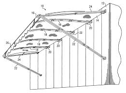 Awning Components A Quick Guide On Basic Parts Of A Retractable Awning Ideas 4 Homes