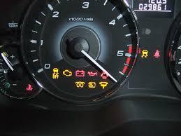 outback diesel dashboard warning symbols subaru outback subaru