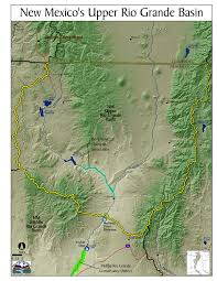 Map Of Taos New Mexico by Upper Rio Grande River Basin U0026 Compacts Nm Interstate Stream
