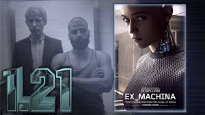 ex machina 2015 movie review discussion youtube