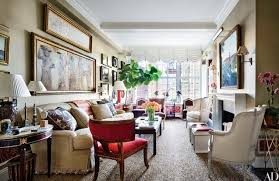 Living Room Ideas From The Homes Of Top Designers Photos - New york living room design