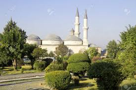 Ottoman Empire Capital Ottoman Mosque In Edirne Turkey Edirne Is The Former Capital