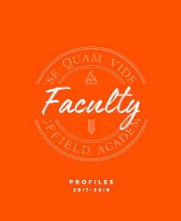 2017 suffield academy faculty profiles by suffield academy issuu