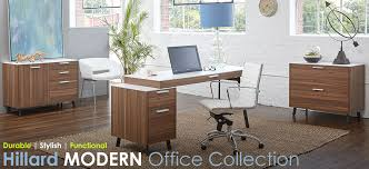 Office Collections Furniture by Modern Furniture Collections Hillard Modern Office Eurway