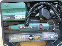 parkside modelling and engraving set parkside modelling and engraving set pmgs 12 a1 for sale in