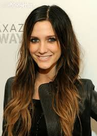 how to achieve dark roots hair style ombre hair trend dark roots light ends balayage ombré