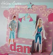 Barbie Dining Room The Dining Room Drawers Pop It Ups U0027lots Of Pops U0027 Barbie And Ken