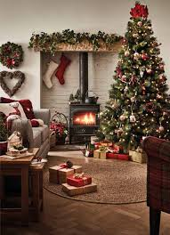christmas decorations can create a winter wonderland at home
