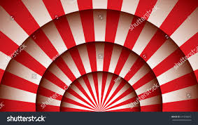 abstract red curtains moulin rouge circus stock illustration