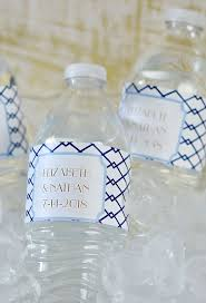 23 best wedding water bottle labels images on pinterest