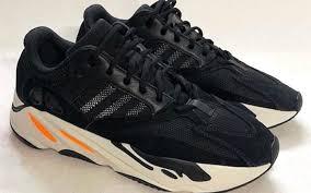 adidas yeezy black see what kanye west s adidas yeezy boost 700 wave runner sneakers