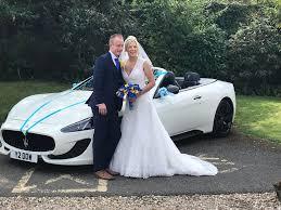 maserati woman new maserati gran cabrio wedding supercar yorkshire u0026 lincolnshire