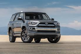 google toyota 2015 toyota 4runner limited 4x4 review first test motor trend