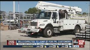 florida power light florida power light 811m rate hike approved see how much your