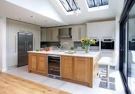 Oak Kitchen Design Stylish Cream Kitchens Cream And Oak Kitchen Tom Howley
