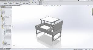 cadtek u0027s home built coffee table cadtek systems