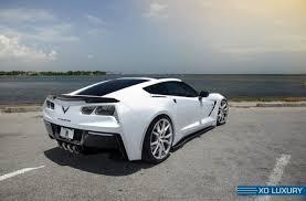 c7 corvette aftermarket xo verona spices up the c7 corvette corvetteforum