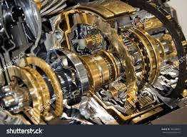 automotive transmission gearbox lots details stock photo 189248822