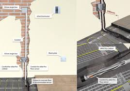 the floor warming company at electric underfloor heating wiring