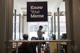 Your Meme - the story of the internet as told by know your meme the verge