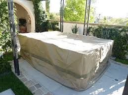 Patio Table Covers Rectangular Patio Set Covers 120 L X 86 W Fits Rectangular And