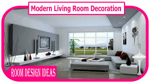 Modern Design Ideas For Small Living Room Modern Living Room Decoration Best Modern Living Room Design For