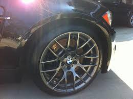 gunmetal painted 1m wheels on bsm round 2