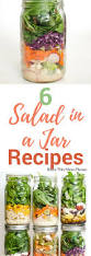 Meals In A Jar by 6 Simple Salad In A Jar Recipes U2014 Bless This Mess