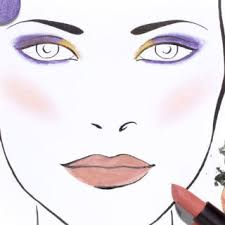 how to do a makeup sketch mugeek vidalondon