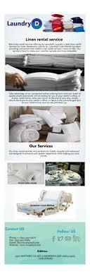 linen rental rental service laundryd