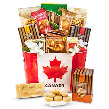 gift baskets canada made in canada gourmet basket canadian made gifts of