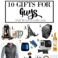 gifts for guys best gifts for guys justsingit
