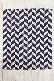 Black And White Zig Zag Rug Rug Little House Design