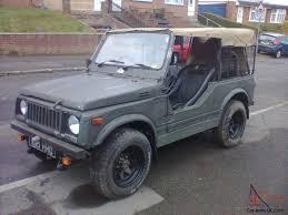 jeep suzuki sj 410 willys style jeep 1988 santana