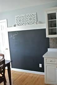 kitchen chalkboard wall ideas chalkboard for kitchen walls chalkboard wall great for a