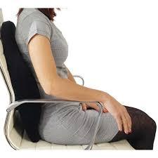 coussin de bureau coussin dossier mousse pr sièges fauteuils de bureau coussin pr
