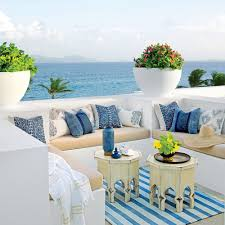 Chic Coastal Living by 8 Chic Island Style Decorating Tips Coastal Living